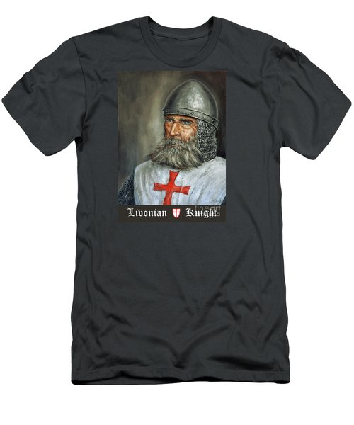 Knight Templar Men's T-Shirt (Athletic Fit)
