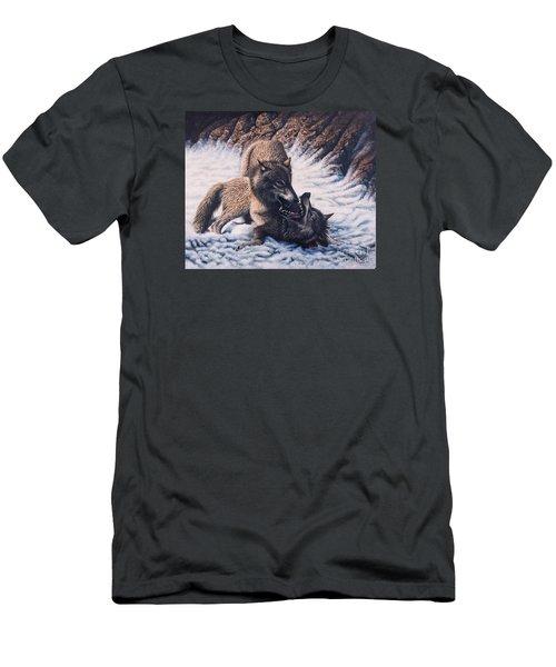 Lobos Men's T-Shirt (Athletic Fit)