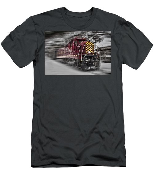 Locomotion Men's T-Shirt (Athletic Fit)