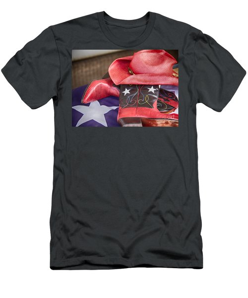 Lone Star Gal 2 Men's T-Shirt (Athletic Fit)