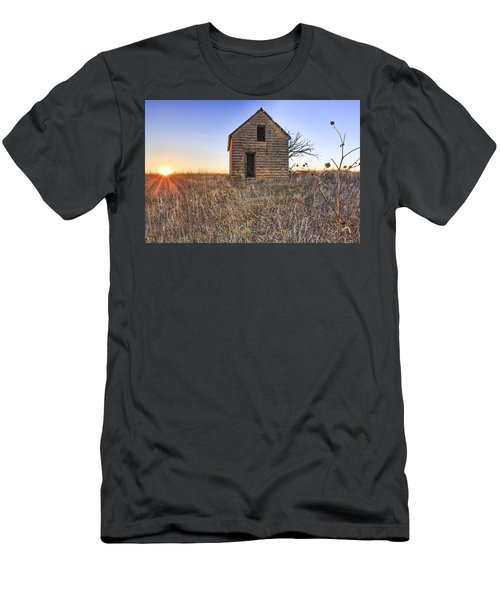 Lonely Homestead Men's T-Shirt (Athletic Fit)