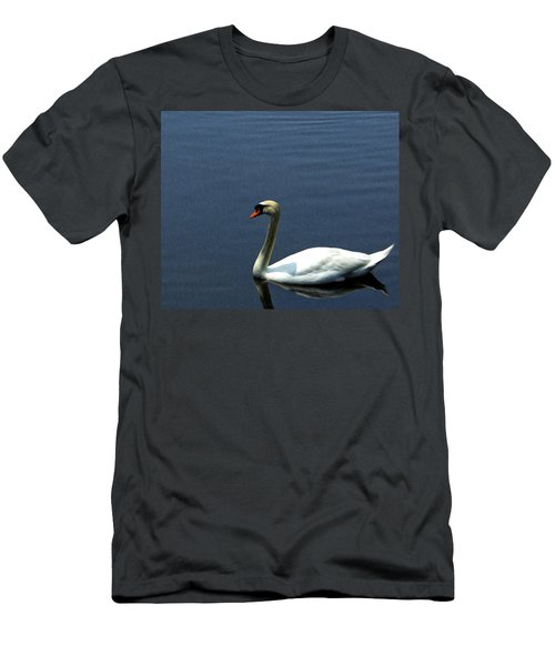 Lonesome Swan Men's T-Shirt (Athletic Fit)
