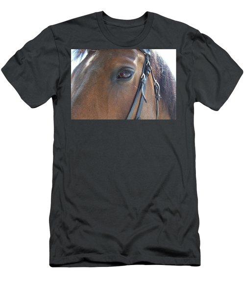 Look In My Eye Men's T-Shirt (Athletic Fit)