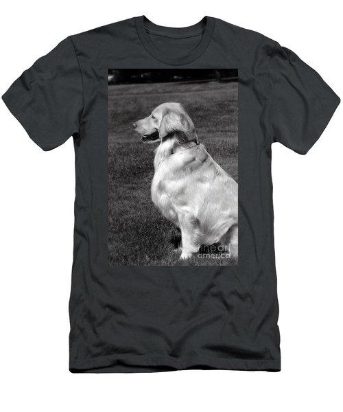 Looking Golden Men's T-Shirt (Athletic Fit)