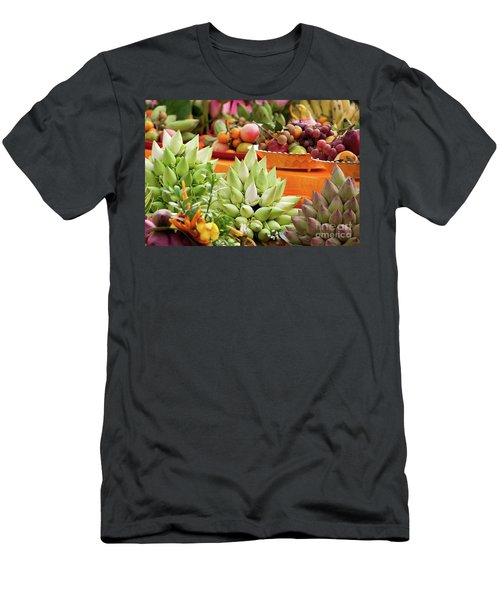 Lotus Buds 02 Men's T-Shirt (Athletic Fit)