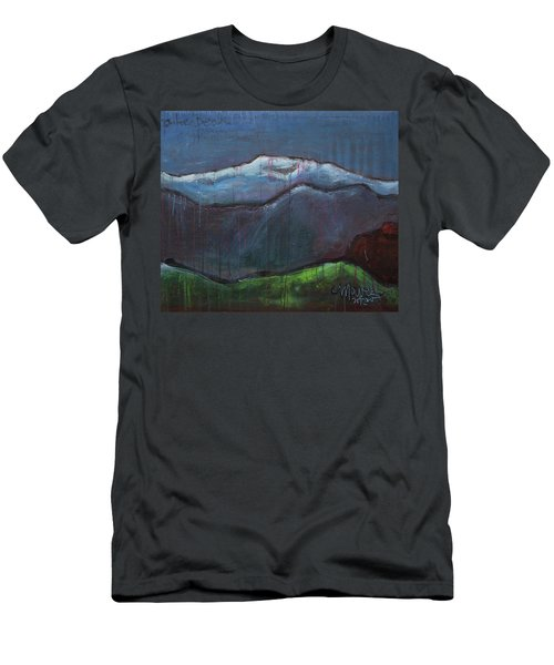 Love For Pikes Peak Men's T-Shirt (Athletic Fit)