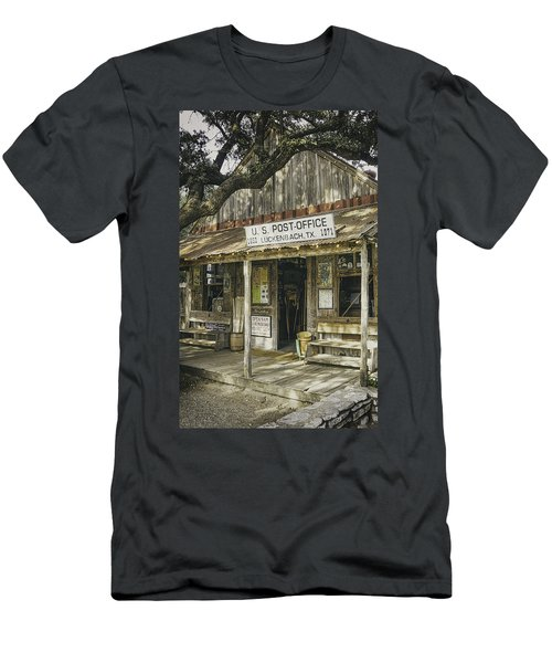 Luckenbach Men's T-Shirt (Athletic Fit)