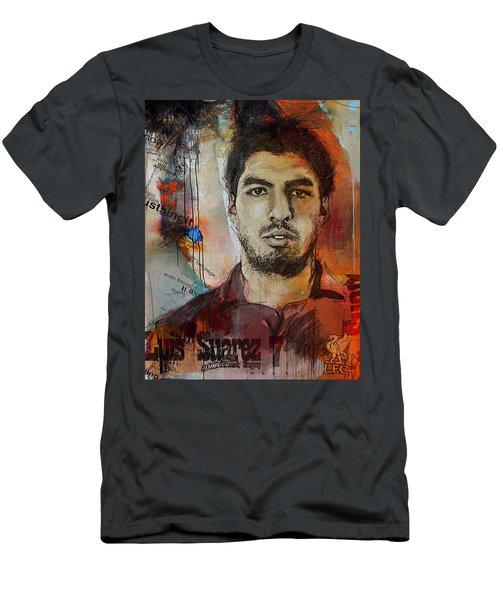 Luis Suarez Men's T-Shirt (Athletic Fit)