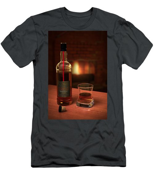 Macallan 1973 Men's T-Shirt (Athletic Fit)