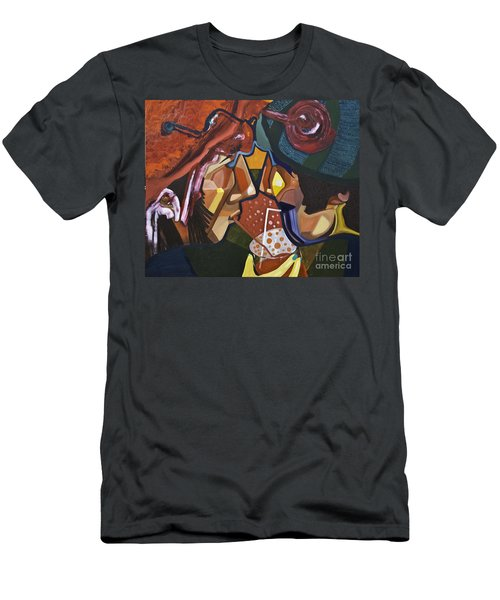 Made For Sharing Men's T-Shirt (Athletic Fit)