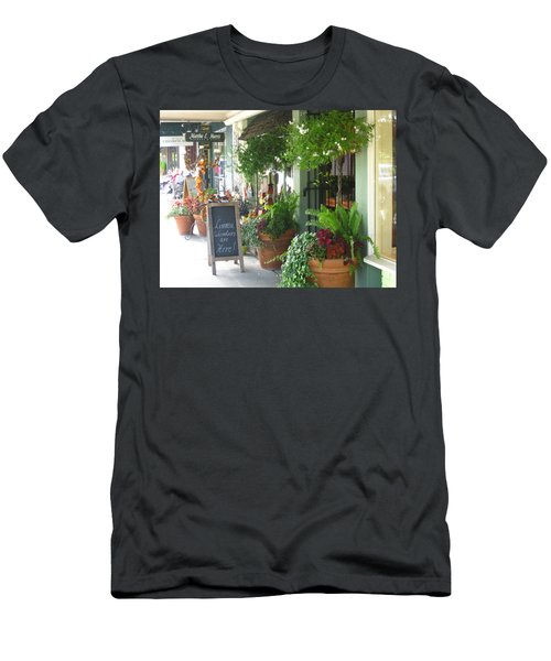 Madison Valley Street Scene 2 Men's T-Shirt (Athletic Fit)