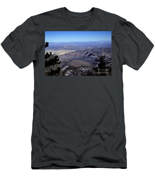 Magdalena Mountains - Socorro - New Mexico Men's T-Shirt (Athletic Fit)