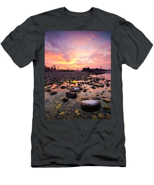 Magic Morning II Men's T-Shirt (Athletic Fit)
