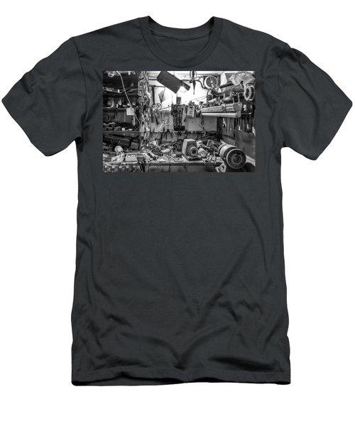 Magic Workshop Men's T-Shirt (Slim Fit) by Tgchan