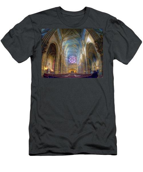 Magical Light Men's T-Shirt (Athletic Fit)