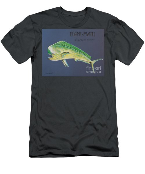 Mahi-mahi Men's T-Shirt (Athletic Fit)