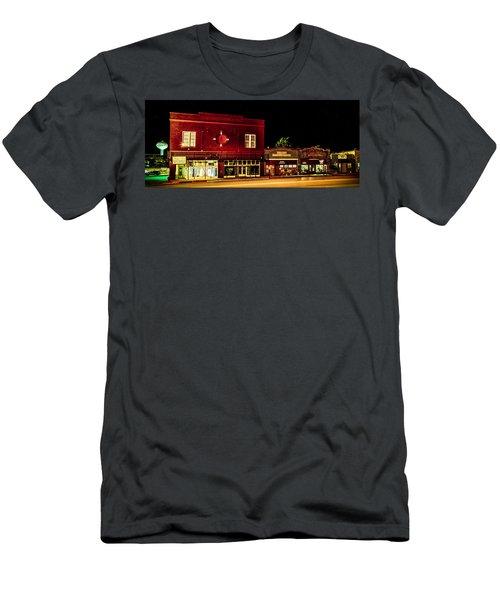 Main Street East Bernard Men's T-Shirt (Athletic Fit)