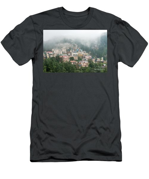 Maleod Ganj Of Dharamsala Men's T-Shirt (Athletic Fit)