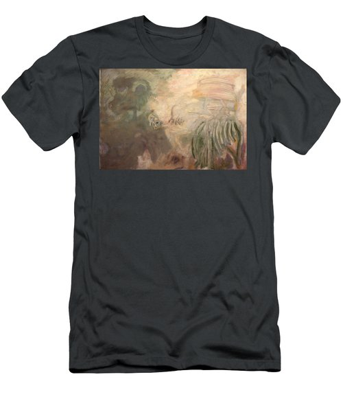 Man And Woman No. A Men's T-Shirt (Athletic Fit)