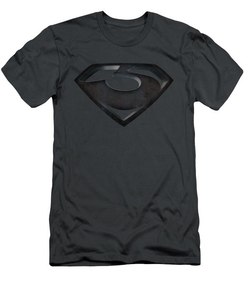 Man Of Steel - Zod Shield Men's T-Shirt (Athletic Fit)