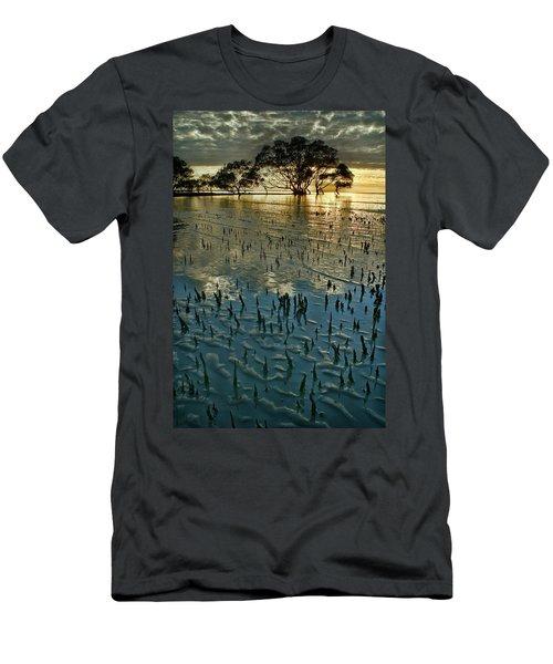 Mangroves Men's T-Shirt (Athletic Fit)