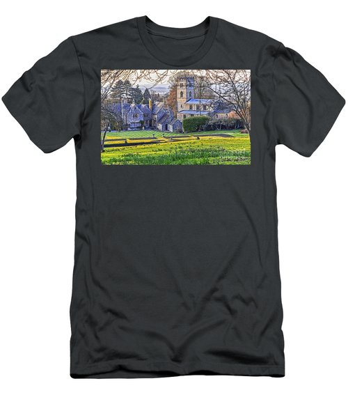 Manor House Men's T-Shirt (Athletic Fit)