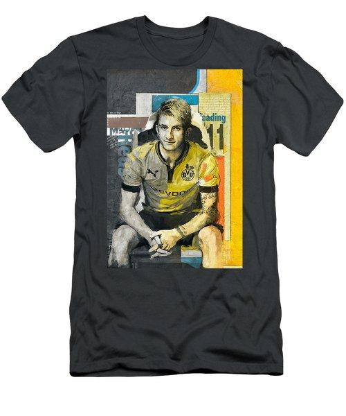 Marco Reus - B Men's T-Shirt (Athletic Fit)