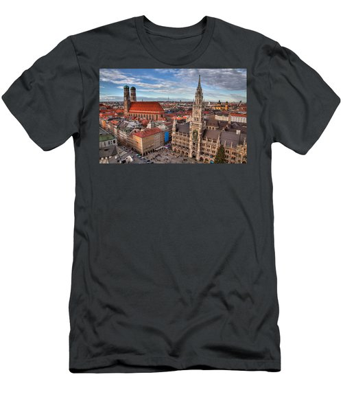 Marienplatz Men's T-Shirt (Athletic Fit)