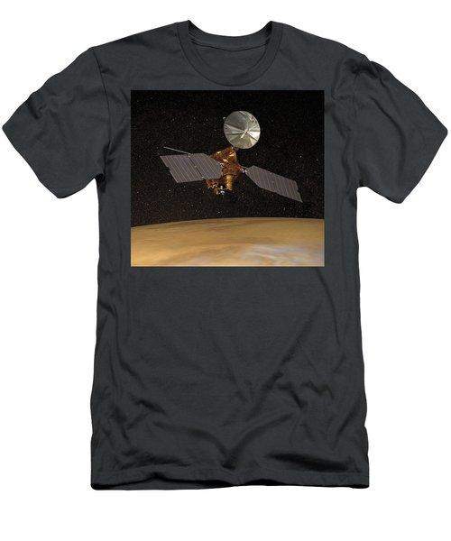 Mars Reconnaissance Orbiter Men's T-Shirt (Athletic Fit)