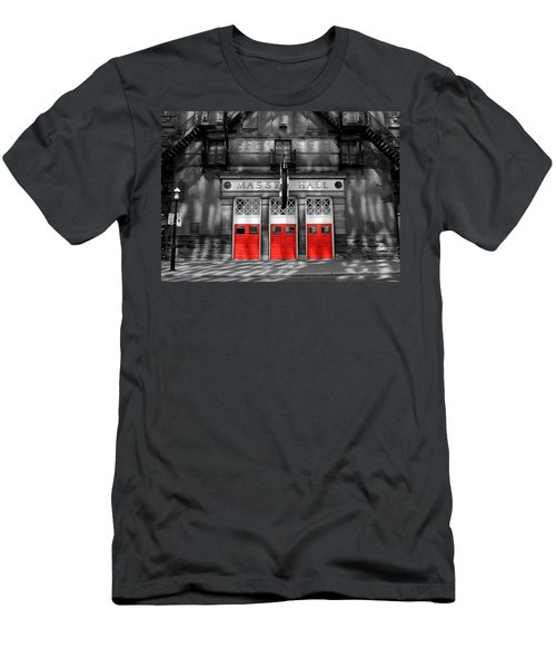 Massey Hall 1 Men's T-Shirt (Athletic Fit)
