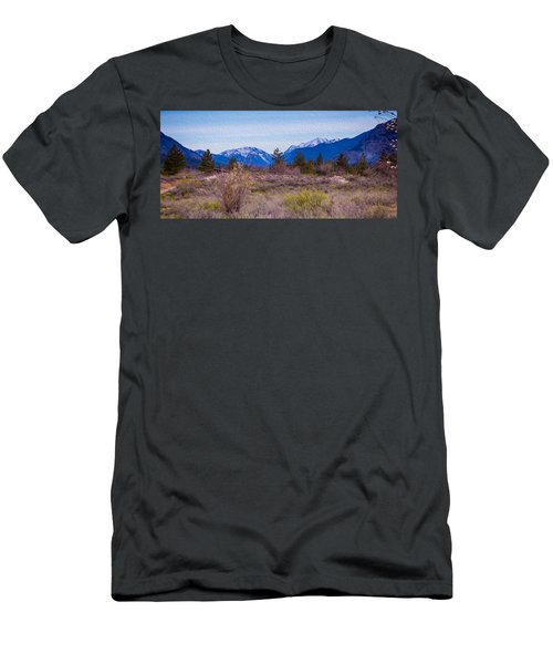 Mazama From Wolf Creek Men's T-Shirt (Athletic Fit)