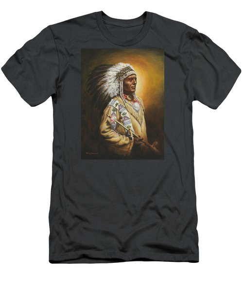 Medicine Chief Men's T-Shirt (Athletic Fit)