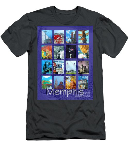 Memphis Men's T-Shirt (Athletic Fit)
