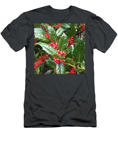 Merry Berries Men's T-Shirt (Athletic Fit)