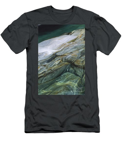 Metamorphic Rock Men's T-Shirt (Athletic Fit)