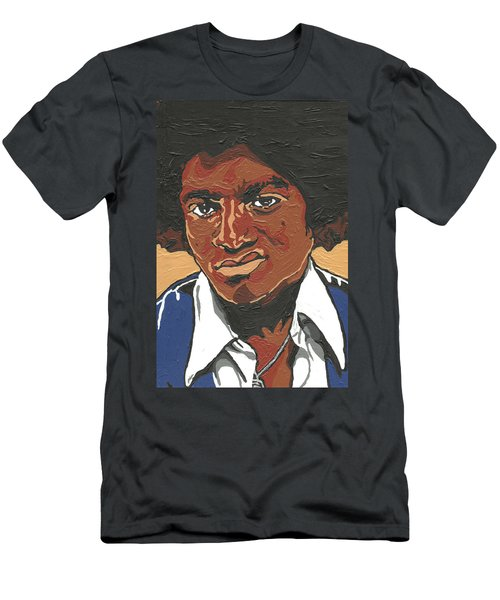Michael Jackson Men's T-Shirt (Athletic Fit)