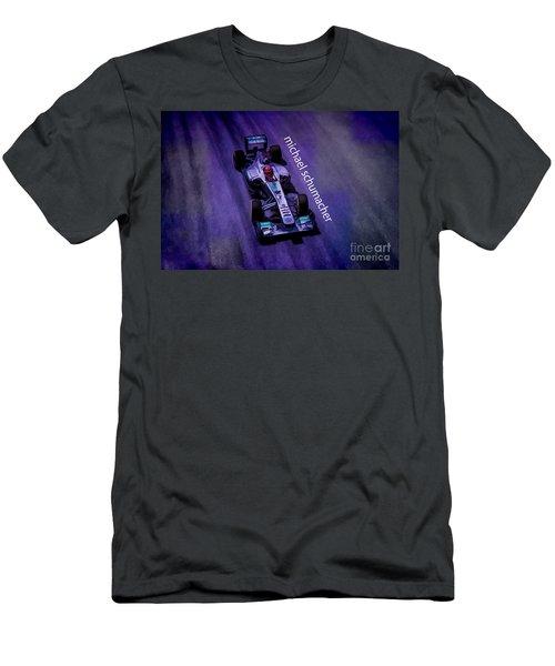 Michael Schumacher Men's T-Shirt (Athletic Fit)