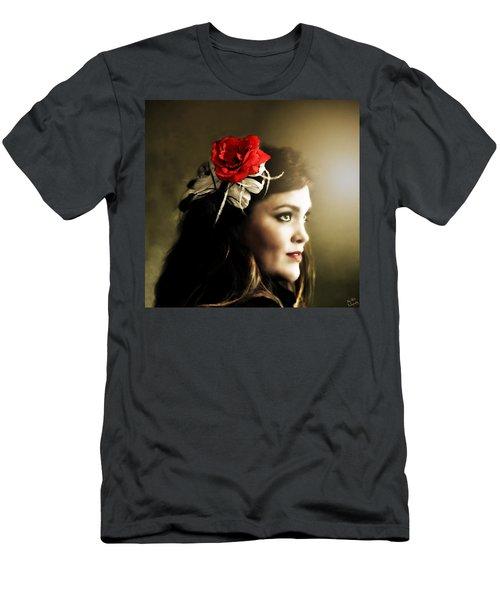 Michelle Bailey Men's T-Shirt (Athletic Fit)