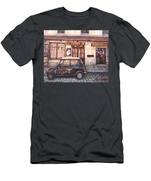 Mini De Montmartre Men's T-Shirt (Athletic Fit)