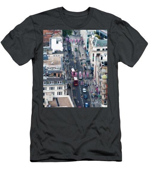 Miniature Oxford Street Men's T-Shirt (Athletic Fit)