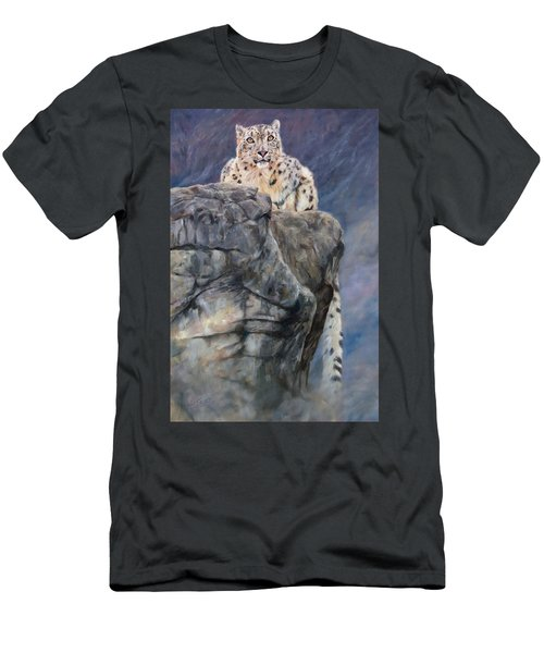 Miruchas's Realm Men's T-Shirt (Athletic Fit)
