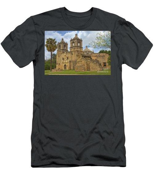 Mission Concepcion Men's T-Shirt (Athletic Fit)