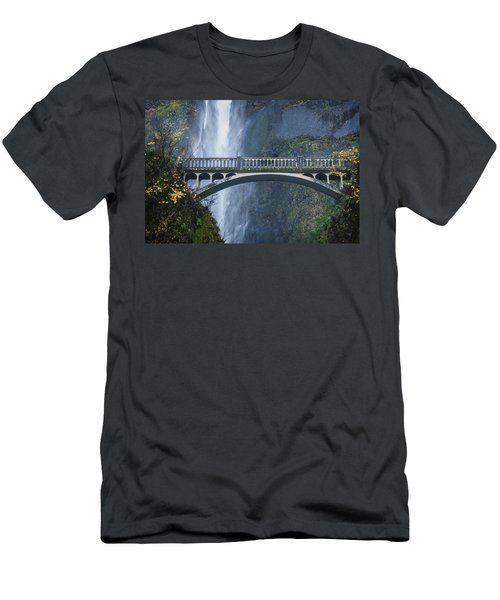 Mist And Stone Men's T-Shirt (Athletic Fit)