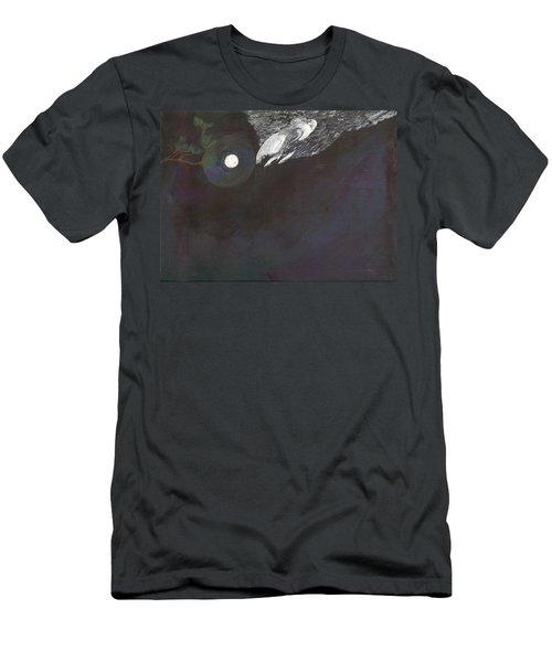 Misty Twinight Men's T-Shirt (Athletic Fit)