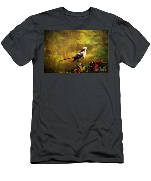 Mockingbird Have You Heard... Men's T-Shirt (Athletic Fit)