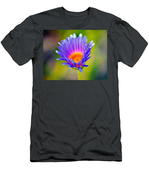 Mojave Aster Men's T-Shirt (Athletic Fit)