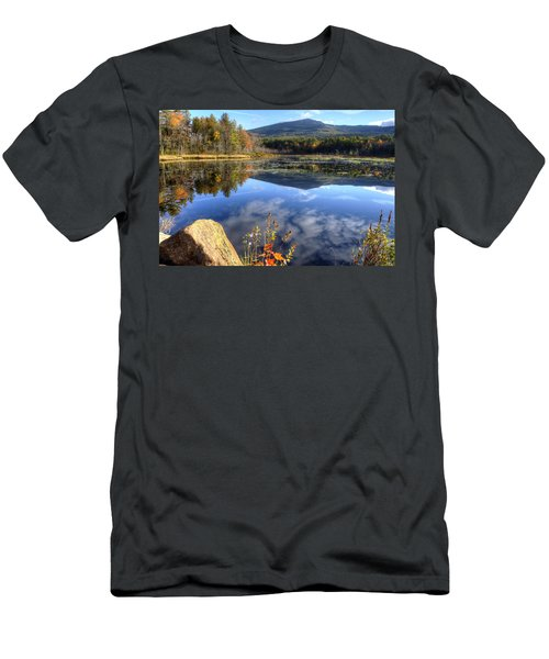 Monadnock Reflections Men's T-Shirt (Athletic Fit)