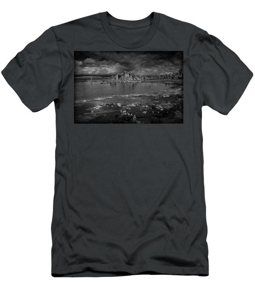 Mono Lake Tufa Men's T-Shirt (Athletic Fit)
