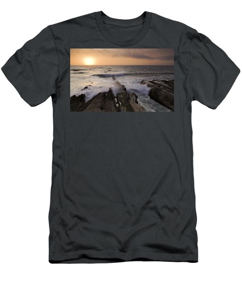 Montana De Oro 2 Men's T-Shirt (Athletic Fit)