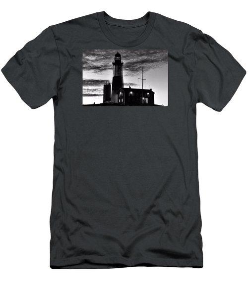 Montauk Point Men's T-Shirt (Athletic Fit)